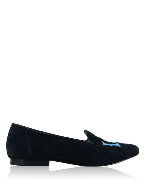 Loafer Blue Bird Love Preto