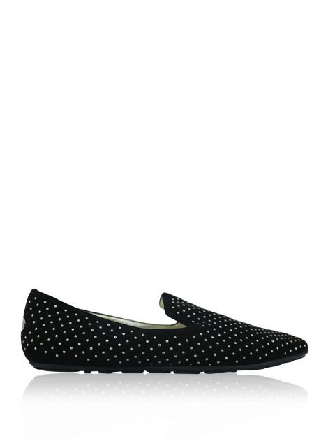 Loafer Jimmy Choo Wheel Preto