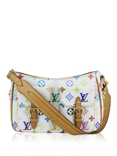 Bolsa Louis Vuitton Lodge PM Monograma