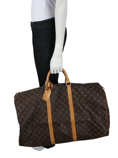 Mala de Mão Louis Vuitton Keepall 60