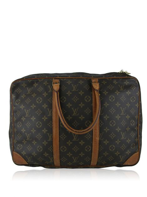 Mala de Mão Louis Vuitton Sirius Canvas Monograma