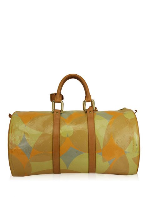 Mala Louis Vuitton Bedford Tons de Amarelo