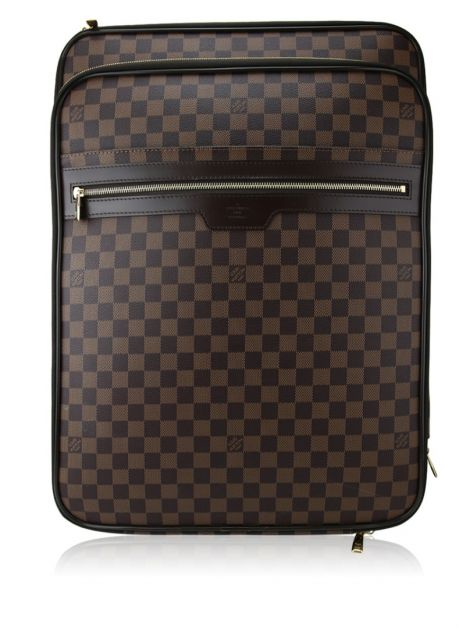 Mala Louis Vuitton Canvas Damier Ebenè