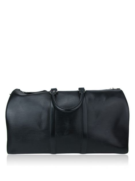 Mala Louis Vuitton Keepall 45 Preto