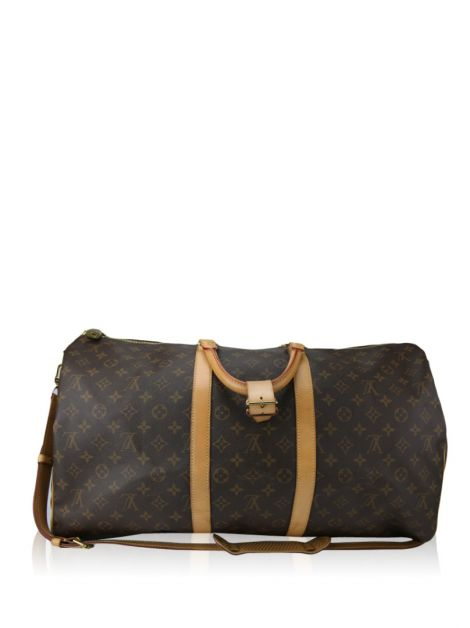 Mala Louis Vuitton Keepall 55 Monograma