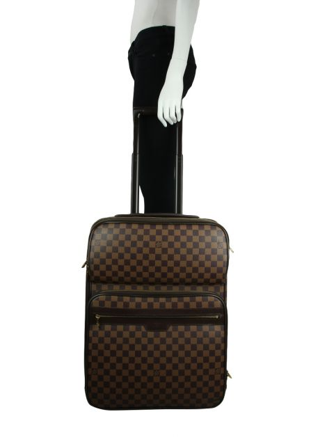 Mala de Rodas Louis Vuitton Pegase Business Damier Ébène