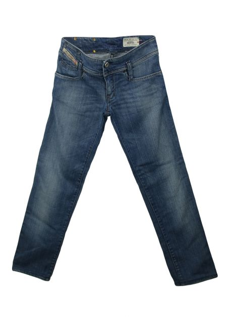 Calça Diesel Matic Stretch Jeans