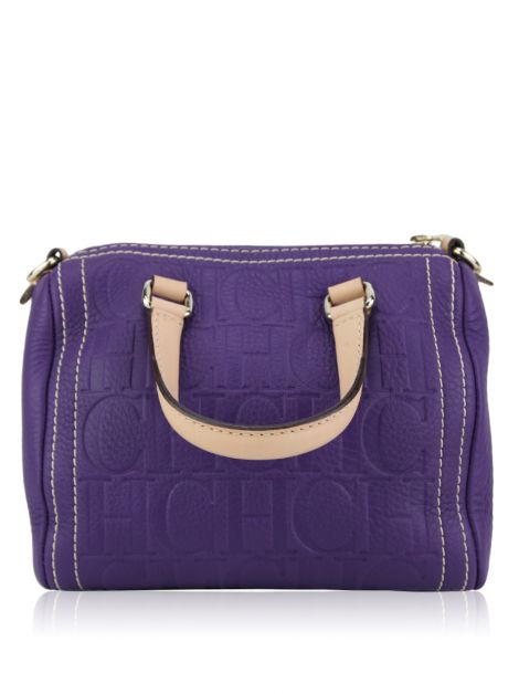 Bolsa Carolina Herrera Mini Andy Roxa