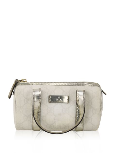 Bolsa Gucci Mini Joy Boston Off-White
