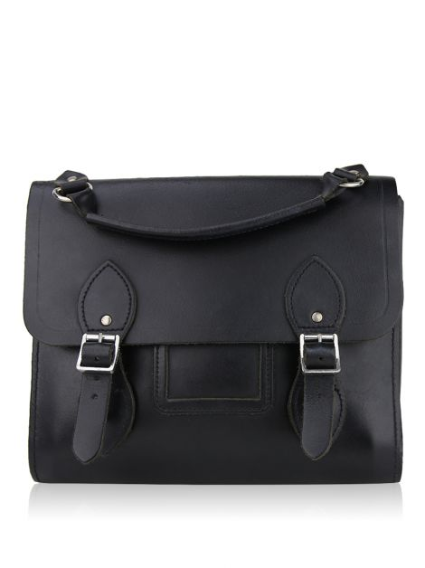 Mochila The Cambridge Satchel Company Barrel Preto