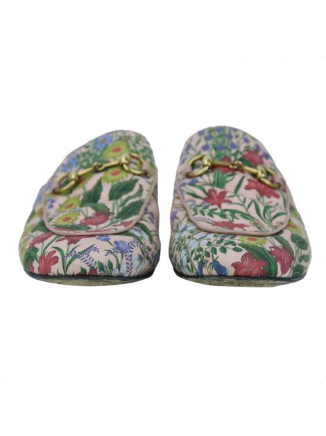 Mule Gucci Princetown New Floral