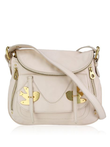 Bolsa Marc by Marc Jacobs Natasha Petal to the Metal Nude