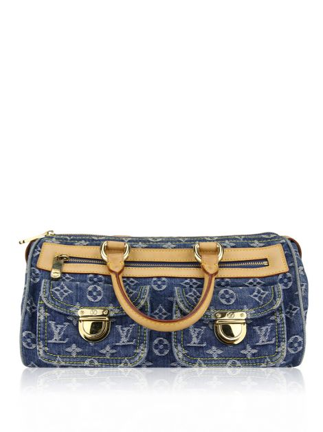 Bolsa Louis Vuitton Neo Speedy Denim