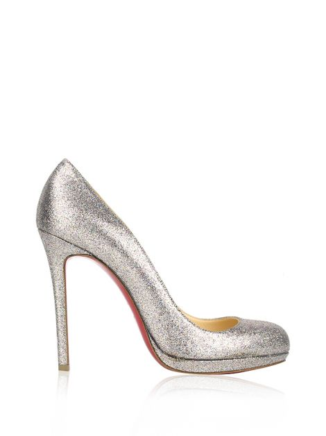 Sapato Christian Louboutin New Simple Pump Glitter