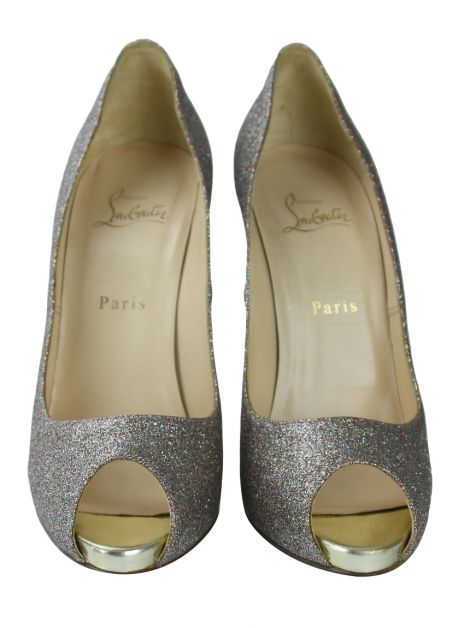 Sapato Christian Louboutin New Very Prive