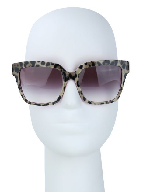 Óculos Dolce & Gabbana DG4234 Enchanted Beauties Animal Print