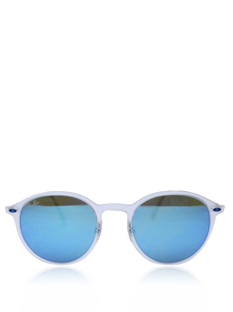 Óculos Ray-Ban Round Light Ray Azul