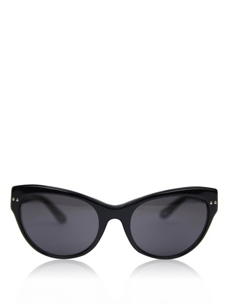 da628bc8d7be5 Óculos Tom Ford Acetato Preto Original - CFN8
