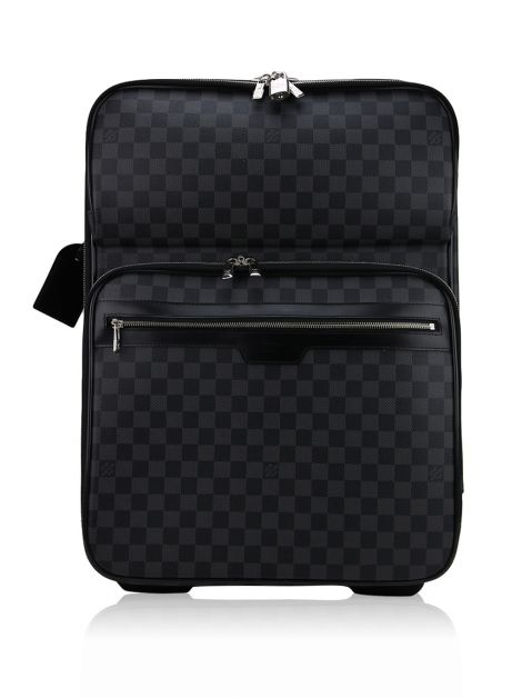 Mala de Rodas Louis Vuitton Damier Pégase 55 Business
