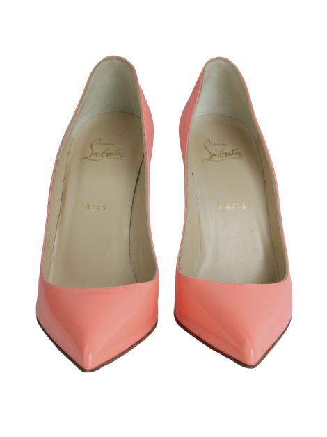 Sapato Christian Louboutin Pigalle Salmão