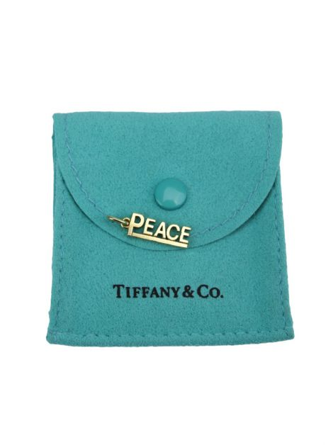 Pingente Tiffany & Co. Peace