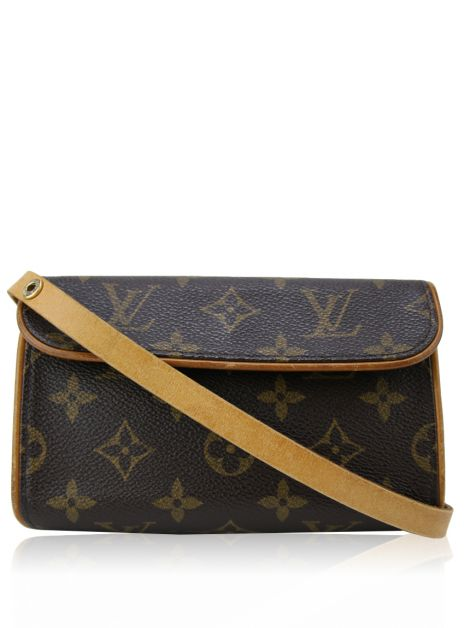 Pochete Louis Vuitton Florentine Canvas