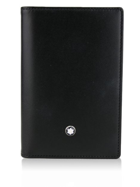 Porta Cartão MontBlanc Meisterstuck Business Card Holder