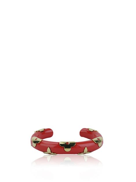 Pulseira Louis Vuitton Daily Monogram Coral