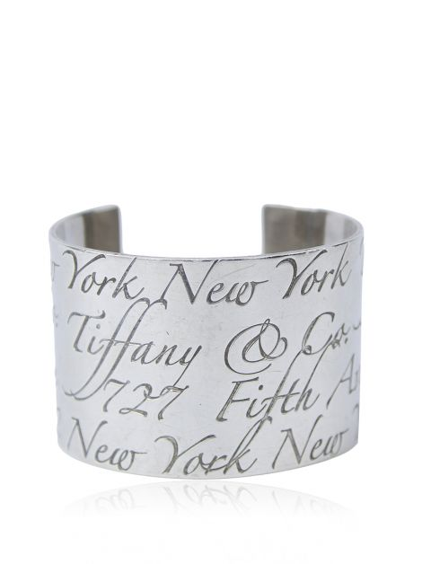 Pulseira Tiffany & Co Notes Cuff Bracelet