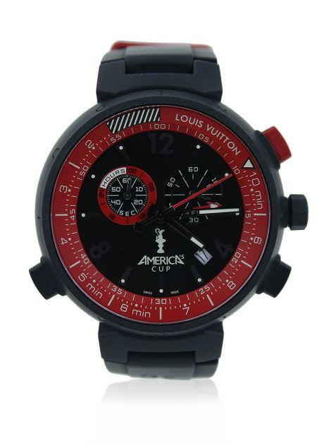 Relógio Louis Vuitton Tambour America's Cup