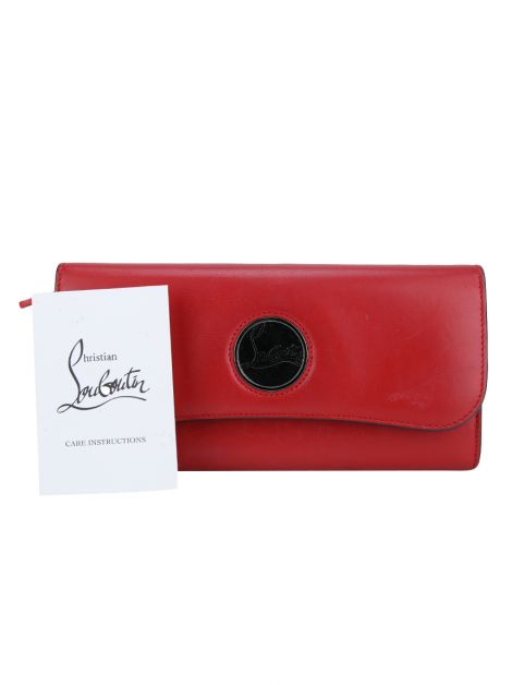 Carteira Christian Louboutin Riviera Long Wallet