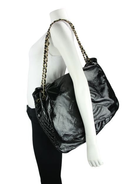 Bolsa Chanel Rock and Chain Preto