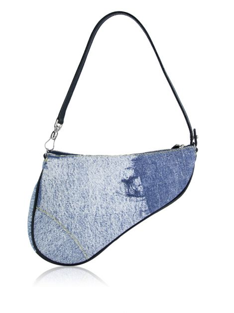 Bolsa Christian Dior Saddle Jeans
