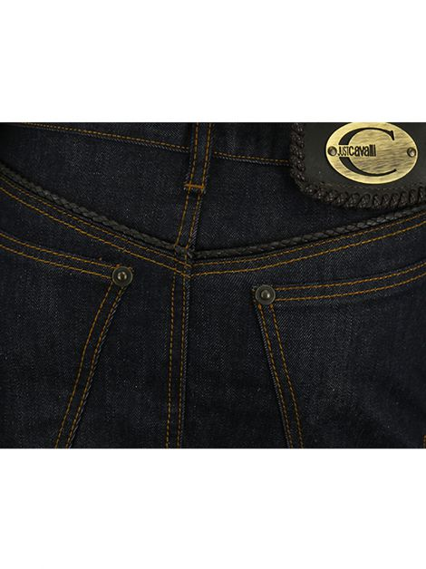 Saia Just Cavalli Jeans Curta