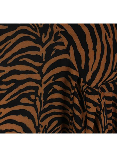 Saia Longa Adriana Degreas Animal Print