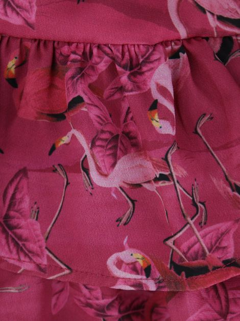 Saia Mixed Flamingos Infantil