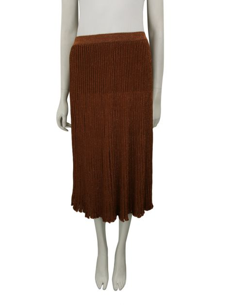Saia Mixed Midi Lurex