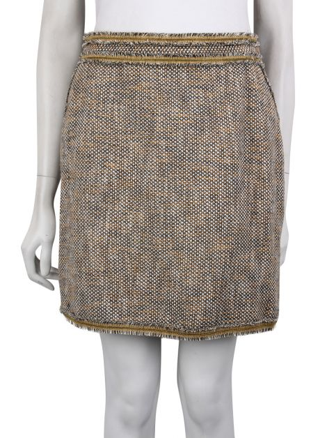 Saia Red Valentino Tweed Multicolor