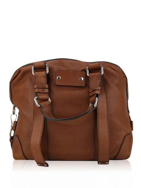 Bolsa Chloé Sam Boston Caramelo