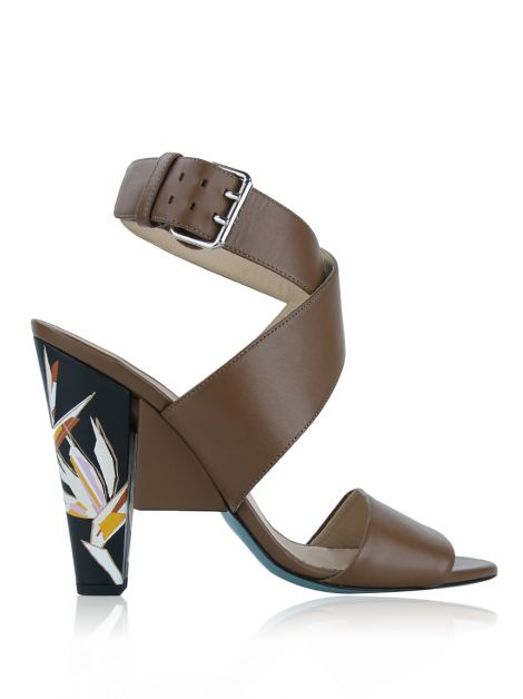 Sandália Fendi Beyond Bird Of Paradise