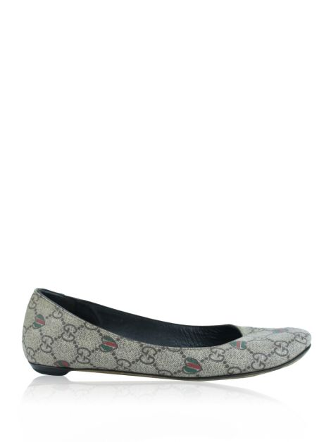Sapatilha Gucci Canvas Guccissima
