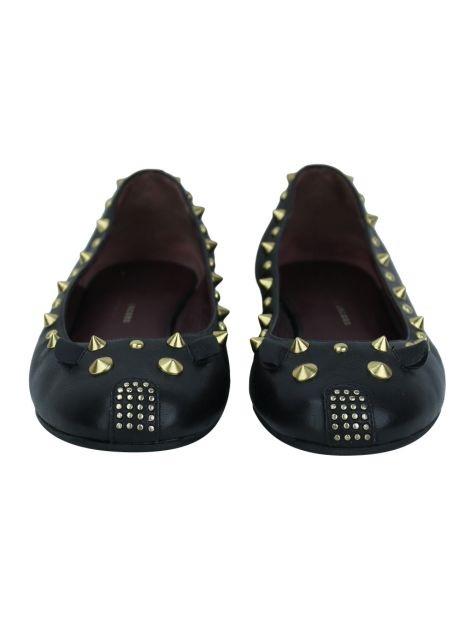 Sapatilha Marc by Marc Jacobs Mouse Preto