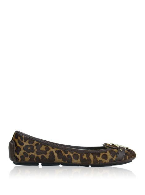 Sapatilha Michael Kors Animal Print Cavalino