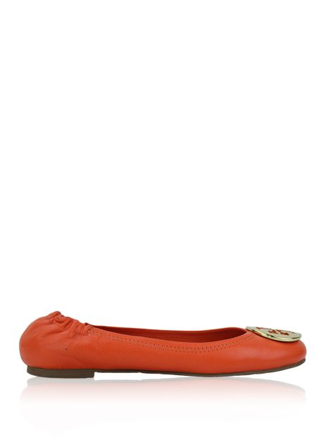 Sapatilha Tory Burch Minnie Travel Ballet