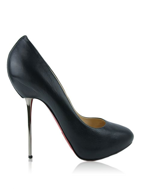 Sapato Christian Louboutin Big Lips Metal