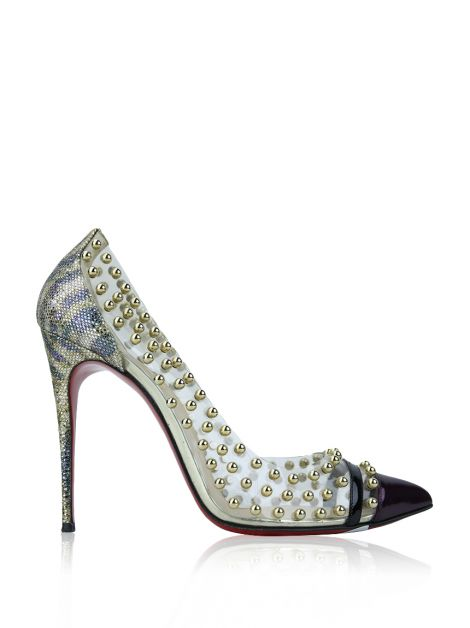Sapato Christian Louboutin Bille et Boulle