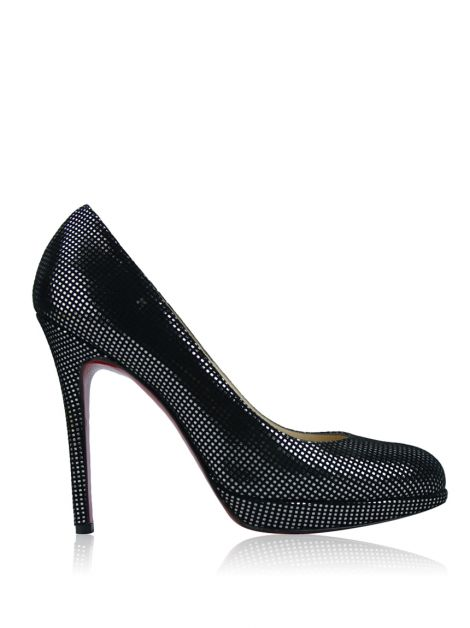 Scarpin Christian Louboutin New Simple Bicolor