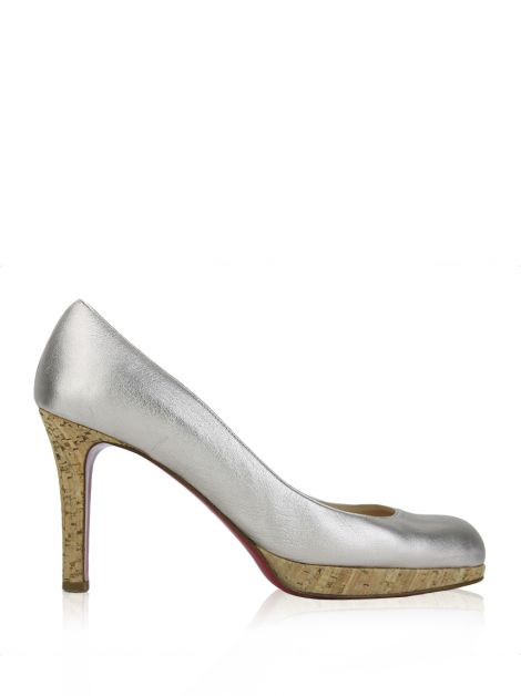 Sapato Christian Louboutin New Simple Pump Rosê