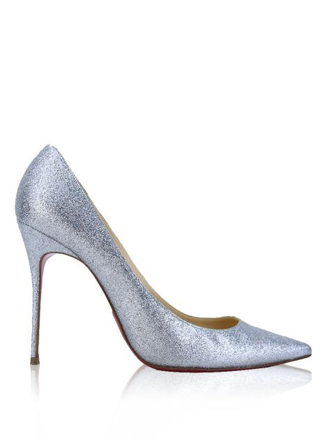 Sapato Christian Louboutin Pigalle Follies Glitter