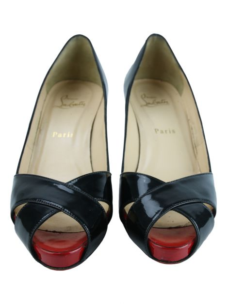 Sapato Christian Louboutin Shelley 90mm Preto